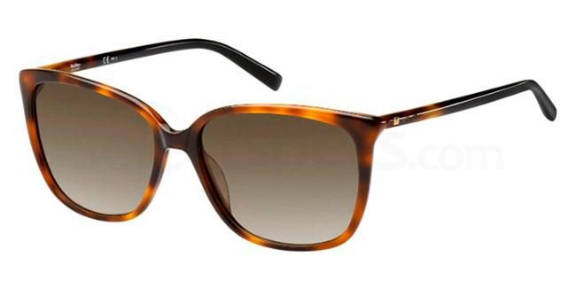 581  (HA) MM TUBE I Sunglasses, MaxMara Occhiali