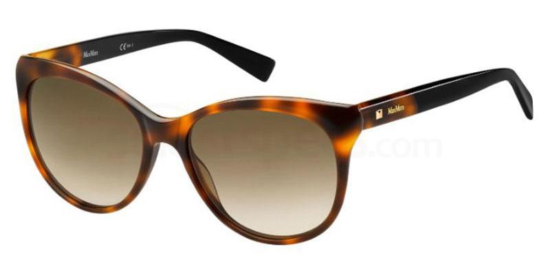 086 (HA) MM COSY Sunglasses, MaxMara Occhiali