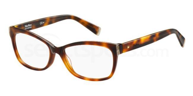 05L MM 1293 Glasses, MaxMara Occhiali
