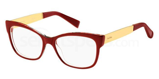 1GR MM 1298 Glasses, MaxMara Occhiali