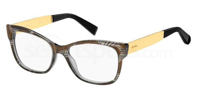 Y4D MM 1298 Glasses, MaxMara Occhiali
