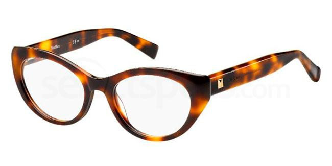 086 MM 1300 Glasses, MaxMara Occhiali