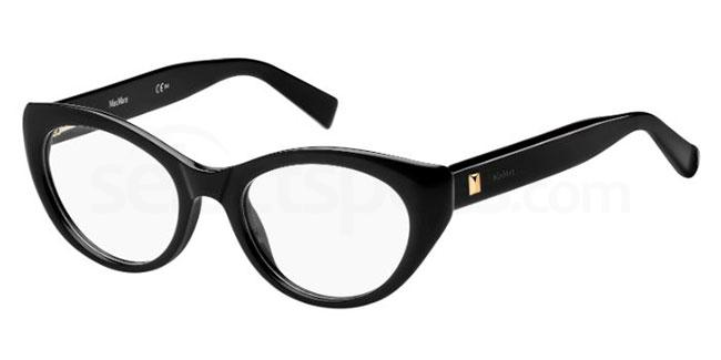 807 MM 1300 Glasses, MaxMara Occhiali