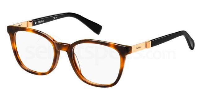 581 MM 1302 Glasses, MaxMara Occhiali