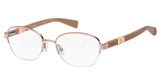 35J MM 1304 Glasses, MaxMara Occhiali