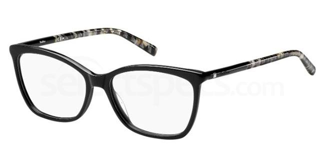 1EI MM 1305 Glasses, MaxMara Occhiali
