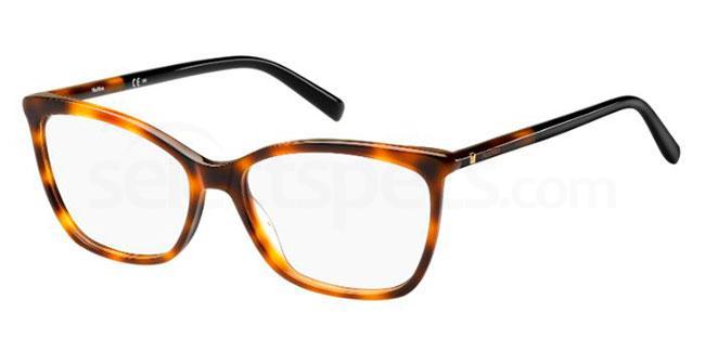 581 MM 1305 Glasses, MaxMara Occhiali