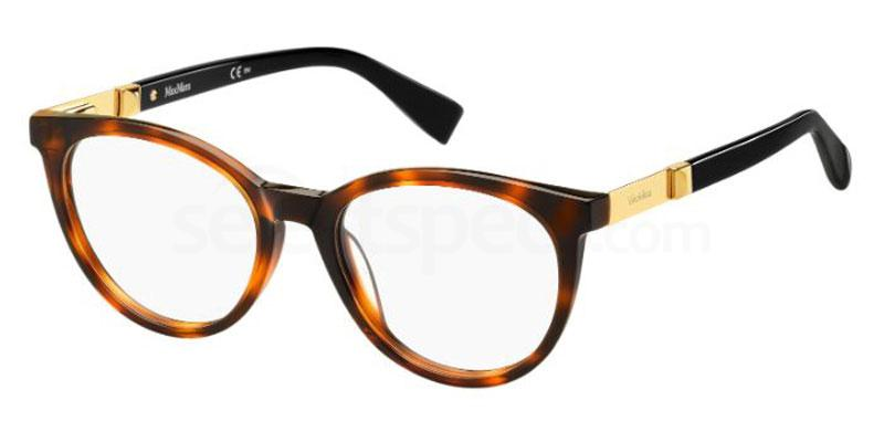 581 MM 1307 Glasses, MaxMara Occhiali