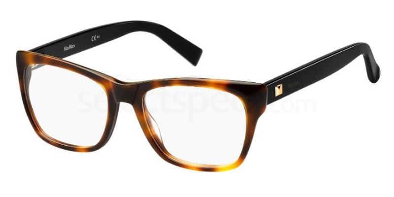 581 MM 1308 Glasses, MaxMara Occhiali