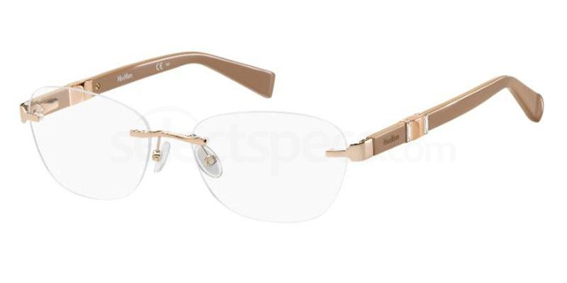 35J MM 1311 Glasses, MaxMara Occhiali