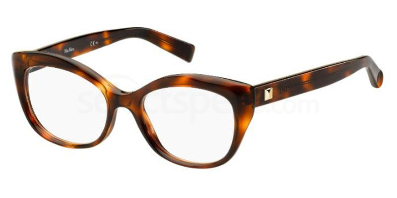 086 MM 1317 Glasses, MaxMara Occhiali