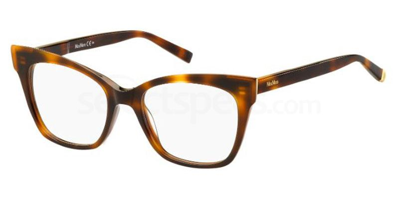 086 MM 1318 Glasses, MaxMara Occhiali