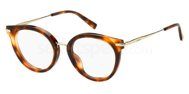 2IK MM 1319 Glasses, MaxMara Occhiali