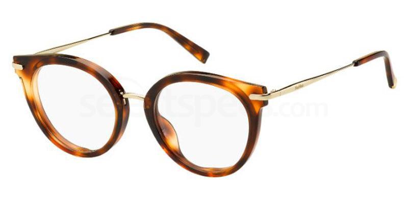 2IK MM 1319 Glasses, MaxMara Occhiali