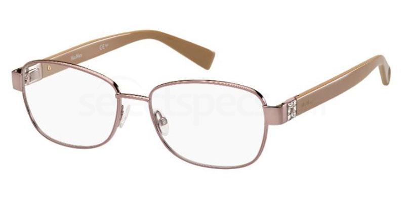 35J MM 1320 Glasses, MaxMara Occhiali