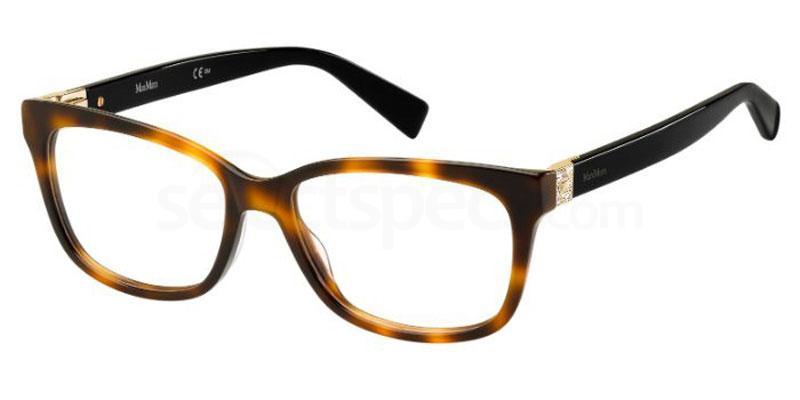 581 MM 1321 Glasses, MaxMara Occhiali