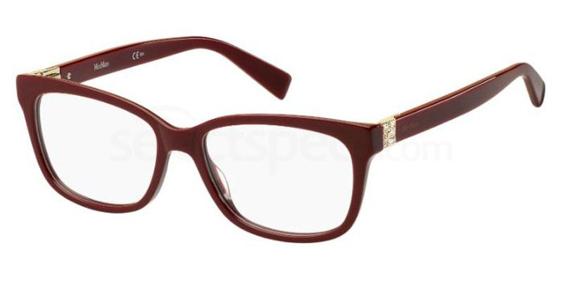 LHF MM 1321 Glasses, MaxMara Occhiali