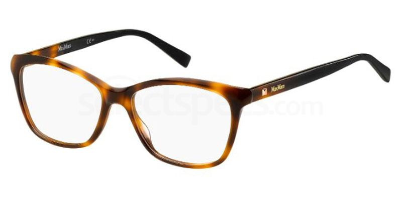 086 MM 1322 Glasses, MaxMara Occhiali