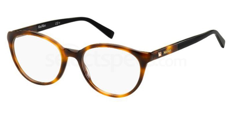 086 MM 1323 Glasses, MaxMara Occhiali