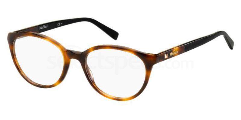 086 MM 1323 Glasses, MaxMara Occhiali