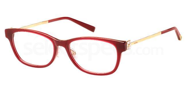 LHF MM 1326/F Glasses, MaxMara Occhiali