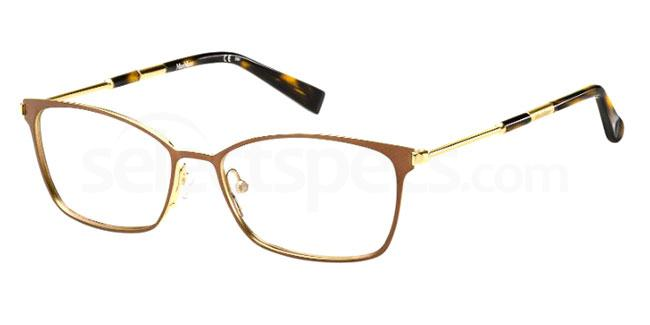 4IN MM 1350 Glasses, MaxMara Occhiali