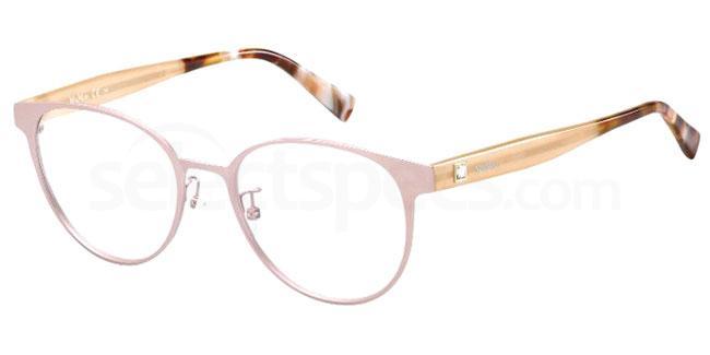VZH MM 1361/F Glasses, MaxMara Occhiali