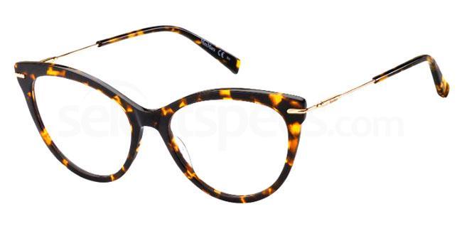 086 MM 1372 Glasses, MaxMara Occhiali