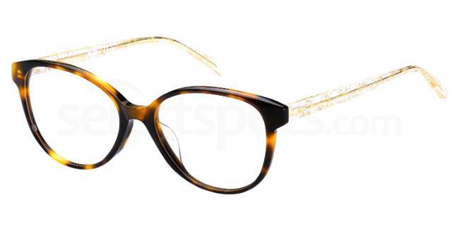 086 MM 1380/F Glasses, MaxMara Occhiali