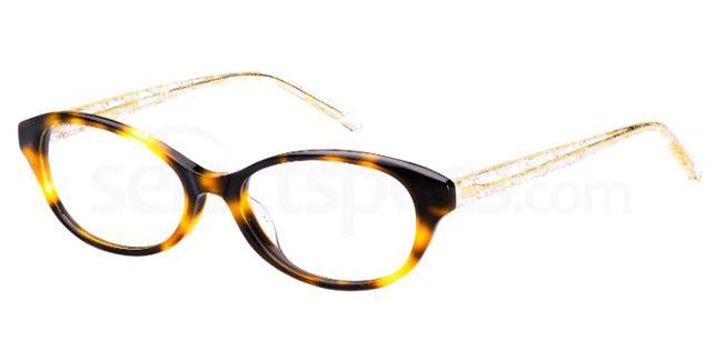 086 MM 1381/F Glasses, MaxMara Occhiali