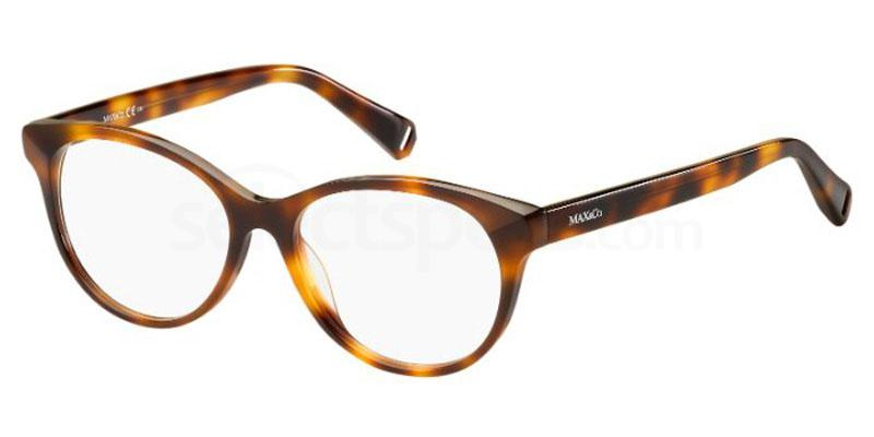 086 354 Glasses, MAX&Co.