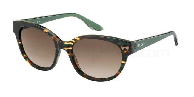 18K (J6) 169/S Sunglasses, MAX&Co.