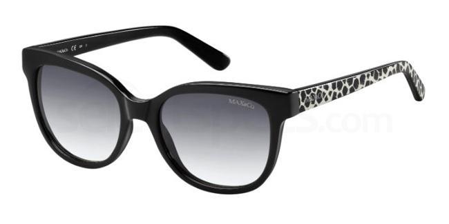 QBD  (9C) 241/S Sunglasses, MAX&Co.