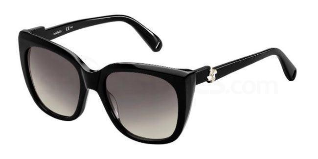 807  (9L) 293/S Sunglasses, MAX&Co.