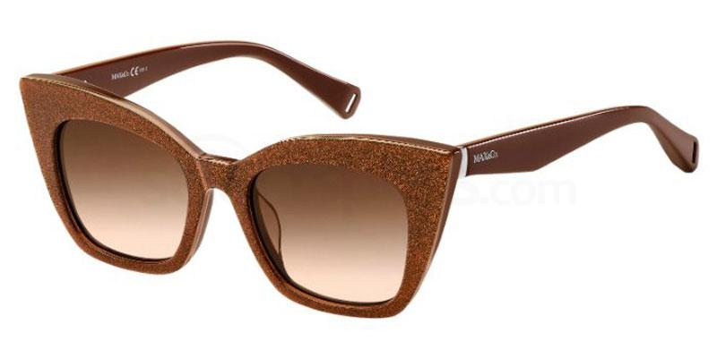2PI (HA) 348/S Sunglasses, MAX&Co.