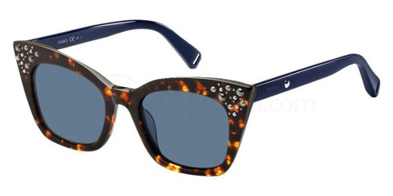 IPR (KU) 355/S Sunglasses, MAX&Co.