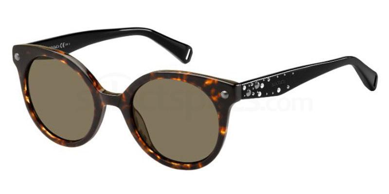 581 (70) 356/S Sunglasses, MAX&Co.