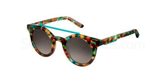 OXIDO OX 1094/S sunglasses colorful Gigi Hadid copy her look