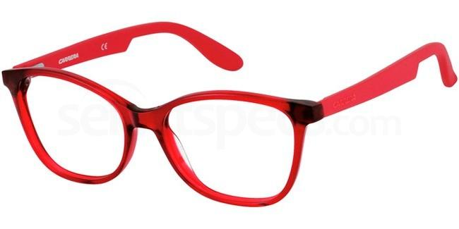 BDA CA5501 Glasses, Carrera