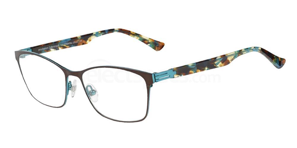 5021 3124 Glasses, ProDesign Denmark
