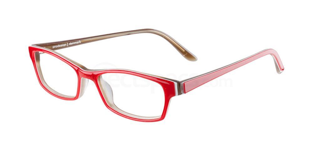 4022 1700 Glasses, ProDesign Denmark