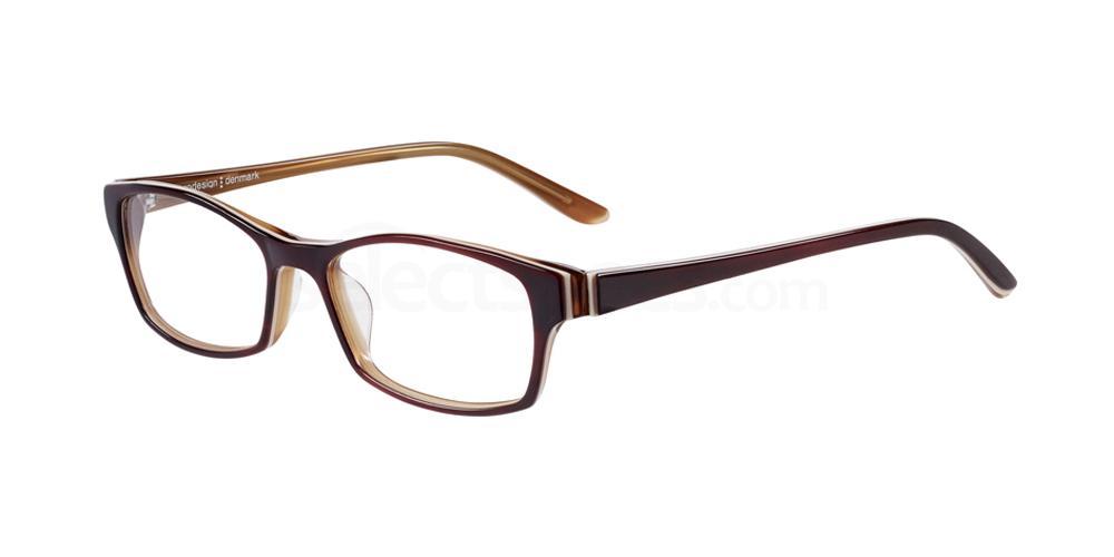 4034 1700 Glasses, ProDesign Denmark