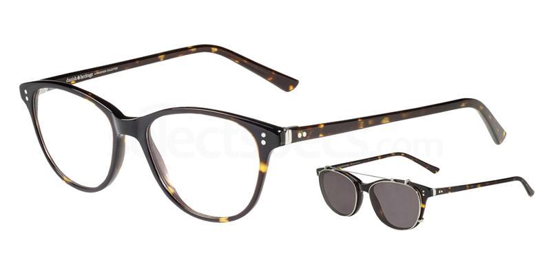 890129504b ProDesign Denmark 4728 - With Clip on glasses | Free prescription ...