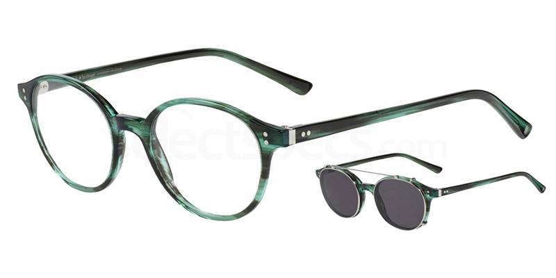 9332 4729 - With Clip on Glasses, ProDesign Denmark