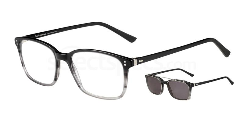 6541 4733 - With Clip on Glasses, ProDesign Denmark