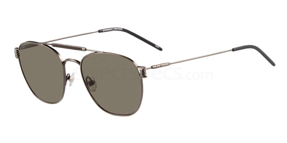 6633 8123 Sunglasses, ProDesign Denmark