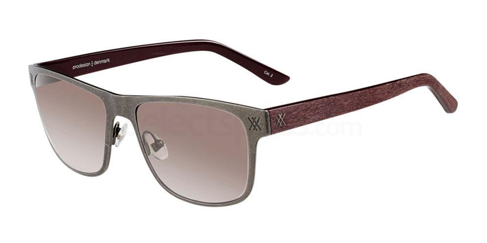 6533 8317 Sunglasses, ProDesign Denmark