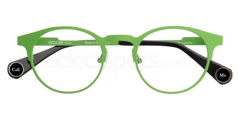 9274 Call Me 1 Glasses, Woow