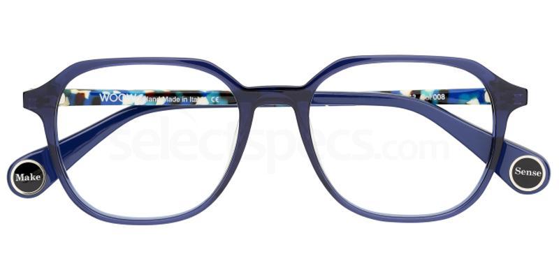 008 MAKE SENSE 2 Glasses, Woow
