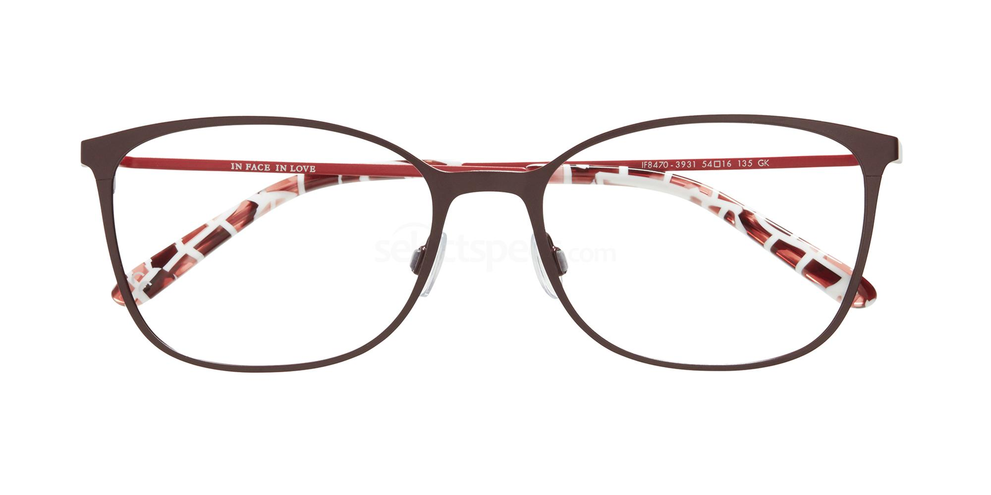 3931 IF8470 Glasses, Inface in Love